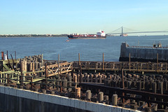 GARDEN STATE in New York, USA. September, 2017 (Tom Turner - NYC) Tags: gardenstate tanker ship vessel bay channel water waterway stapleton tomturner newyork statenisland nyc bigapple usa unitedstates marine maritime pony port harbor harbour transport transportation spot spotting
