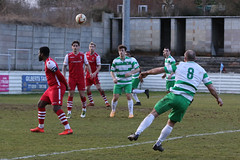 51 (Dale James Photo's) Tags: aylesbury united football club egham town fc the meadow southern league division one east non