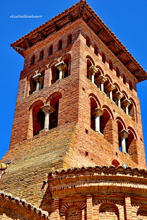575 - Torre - Iglesia San Tirso - Sahagún (León) - Spain.