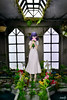Presage Flower (GaleXV) Tags: jfigure bfigure banpresto fatestaynight heavensfeel matousakura diorama nikon d3100 toyphotography typemoon flowers ruins