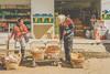 _62A1027 (gaujourfrancoise) Tags: china chine gaujour marchédeshengcun shengcunmarket yunnan yuanyang ethnic ethnique hi hani minority minorités market marché