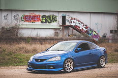 IMG_3007 (Ayyjohnny) Tags: rsx luna volks ce28 acura honda stance track te37 johnnypuy johnnypuyphotography g37s