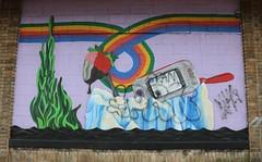 . (SA_Steve) Tags: mural streetart art thebronx bronx nyc huntspoint