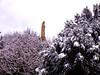 El sagrado corazón (behizain) Tags: elurra donostia gipuzkoa nieve negua invierno
