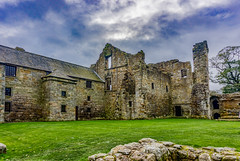 Aberdour Castle, Aberdour, Scotland, (October 2017) Sony ILCE-6000 by Bruscot Photography (Bruscot Photography) Tags: ruin antiquarian scottishcastle aberdour tourist architectural turret national outside defensive dilapidation military ilce6000 antique building medieval old landmark historical nation gardens history grass castle october bruscot external stronghold greatbritain timekeeper scots lawn fife attraction grounds photography kingdomoffife british christianity wall sight outdoor battlements view fortification unitedkingdom ancient sundial tourism uk sony european ruins 2017 aged garden weathered architecture window culture exterior stone remains scotland historic travel tower timeworn dilapidated heritage stonework fortress scottish relic detail