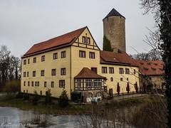 Burg Westerburg 25022018 06 (U. Heinze) Tags: westerburg burg harz olympus wasserschloss 1240mm winter