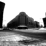 Corner of Peel and Notre-Dame thumbnail