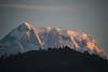 Morgenlicht (heikebeudert) Tags: himalaya nepal mountains pokhara berge gebirge annapurna vacation wandern sonnenaufgang sunrise licht