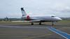 ZK-OCB, Dassault Falcon 2000 (twin-jet), Napier Airport, Hawkes Bay, NZ - 1/3/18 (Grumpy Eye) Tags: panasonic dmcft3 zkocb dassault falcon 2000 twinjet napier airport hawkes bay
