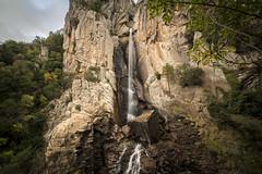 Piscia Di Ghjaddu (Arnaud Grimaldi) Tags: foret cascade portovecchio ospedale gallo gallu piscia di ghjaddu corse corsica waterfall automne