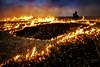 Hoy Ranch-2185 (nikonmike99) Tags: prairiefires horse rider cottonwoodfalls hoy hoyranchfire smoke red orton mike mcpheeters burn environmental nature