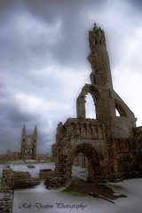 Haunting and Atmospheric (reiver iron - RobDeakinPhotography.co.uk) Tags: st andrews cathedral fife tower ruin atmosphere soft focus scotland