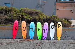 Apologies to the Beach Boys (oybay©) Tags: surfsup surf surfs up surfboard surfing lajolla lajollashores california sandiego san diego hang10 beach ocean pacificocean color colors colorful unique unusual shore