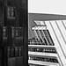 a shared perspective (christikren) Tags: wuinvienna wien austria universität blackwhite building schwarzweiss january 2018 contrast architecture