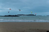 Surfing (Hugo_Tual) Tags: sea mer malo saint bretagne plage britany beach water grey eau surf