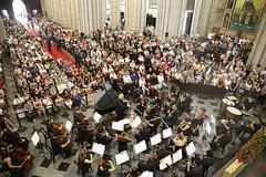 Aniversário de SP com Bachiana Filarmônica Sesi-SP na Igreja da Sé
