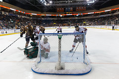 "Kansas City Mavericks vs. Rapid City Rush, January 26, 2018, Silverstein Eye Centers Arena, Independence, Missouri.  Photo: © John Howe / Howe Creative Photography, all rights reserved 2018. • <a style=""font-size:0.8em;"" href=""http://www.flickr.com/photos/134016632@N02/25103511127/"" target=""_blank"">View on Flickr</a>"