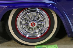 1955 Ford Victoria (bballchico) Tags: 1955 fordvictoria custom ford russmeeks carshow gnrs2018 suedepalace lanajensen estrangedcc