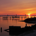 sunrise over the patuxent river thumbnail