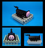 Magnepede (Karf Oohlu) Tags: lego moc magnet creature 8legs thing