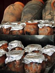 Erica was here. (Shahrazad26) Tags: tangia marrakech marokko maroc morocco food eten
