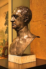 Goethe (Pictures in my head) Tags: berlin germany visit country city trip with friends students history museum literature books author goethe photography statue enjoy explore exhibition