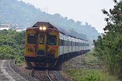 372次_内獅站_2018.02.25 (YC.H_APu) Tags: train railway