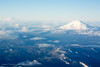 Volcanoes (Jason Pineau) Tags: mt mount adams rainier washington state usa aerial above airborne flying volcano volcanoes