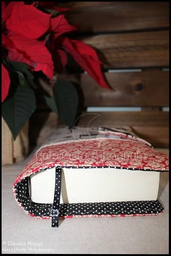"""Capa de livros """"Red Cats"""""""
