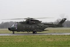 ZK001/AF_15jan18EHGG3 (Heron81) Tags: ehgg grq eelde groningeneelde groningenairporteelde gae zk001 zk001af helicopter royalnavy 845sqn 845squadron 845nas hc3a merlinhc3a
