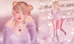 Catch me (:-parfaitsprinkles-:) Tags: catwa maitreya vco cynful jeans halfdeer barberyumyum groupgift concreate song sweet thing dust