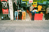 73290060 (alexdotbarber) Tags: 190 28mm 35mm cdmx df kodakportra400 mexico mexicocity ricohgr1 analog autofocus clothing colornegative jeans pointandshoot retail wideangle