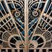 Chanin Bldg gates detail 03 - René Paul Chambellan