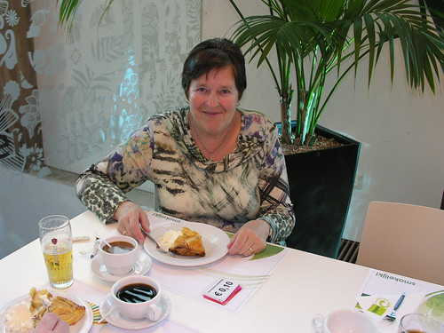 Koffietafel met Willy Bultynck © Antheunis Jacqueline