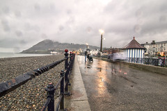 ... on the promenade ... [Explored 22.01.18] (jane64pics) Tags: bray brayseafront seafront seaside janefriel janefriel2018 sky weather rain rainy raindrops people walking peoplewalking walkingonthepromenade promenade braypromenade 52weeksof2018 hometowncharm