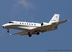 CitationSovereign_Private_D-CAWX-001 (Ragnarok31) Tags: cessna citation sovereign private dcawx