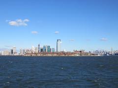 Ellis Island 2 (D. S. Hałas) Tags: halas hałas unitedstates usa newyork newyorkcounty newyorkcity manhattan statueoflibertynationalmonument ellisisland newjersey hudsoncounty jerseycity hudsonriver uppernewyorkbay