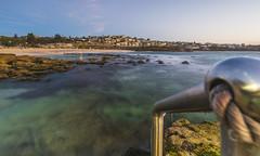 Bronte Beach (Tony Hugo) Tags: beach bronte pool rockpool sunrise ocean water sea newsouthwales australia au