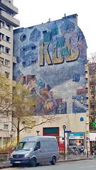 262 Paris Janvier 2018 - rue de Charonne (paspog) Tags: paris france ruedecharonne fresques fresque tags graffitis mural murals janvier january januar 2018