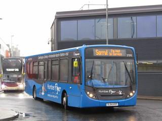 Stagecoach Grimsby Cleethorpes 27202 SL64HYP 'Charlie' Hull Interchange (1280x960)