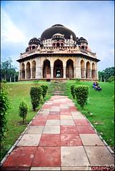 Lodi Garden 2, Delhi, India. (nanie49) Tags: lodigarden delhi newdelhi temple templo inde india asia asie nikon d750 nanie49
