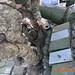 Десантники відпрацювали різні дії під час занять з надання першої медичної допомоги у складних зимових умовах