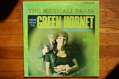 The Green Hornet By The Mexicali Brass ( Crown Records ) (Donald Deveau) Tags: themexicalibrass greenhornet record lp vinyl album