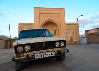 Le stop en Ouzbékistan, toute une histoire!
