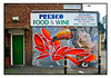 STREET ART by SAMER & STIRLING (StockCarPete) Tags: samer stirling london uk streetart londonstreetart urbanart graffiti bird