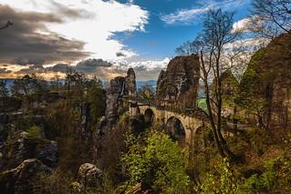 Bastei sächsische Schweiz | Copyright by Nils Müller