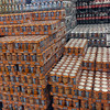 Abundance Irn-Bru (syf22) Tags: abundance lots loads plentiful oversupply many much drink cans softdrinks pop cola irnbru tins stack high
