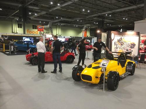 Autosport International Show 2018