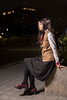 Rin Tohsaka from Fate Stay Night (Mei Chan Photo) Tags: rintohsaka fatestaynight magic night green