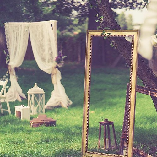 """#FreieTrauung im Garten @the_white_barn_berlin 👰 #scheunenhochzeit #scheune #festscheune #thewhitebarnberlin #trauung #hochzeit #weddingphotography #hochzeitsfotograf #photographer #frauglückundherrlich #brudetobe #gartendeko #instabraut # • <a style=""""font-size:0.8em;"""" href=""""http://www.flickr.com/photos/83275921@N08/27979601469/"""" target=""""_blank"""">View on Flickr</a>"""
